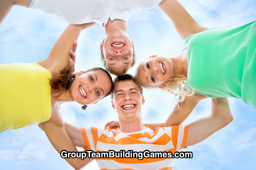 effective team building games